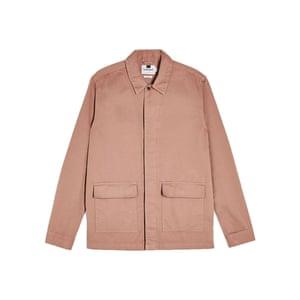 Pink, £35, topman