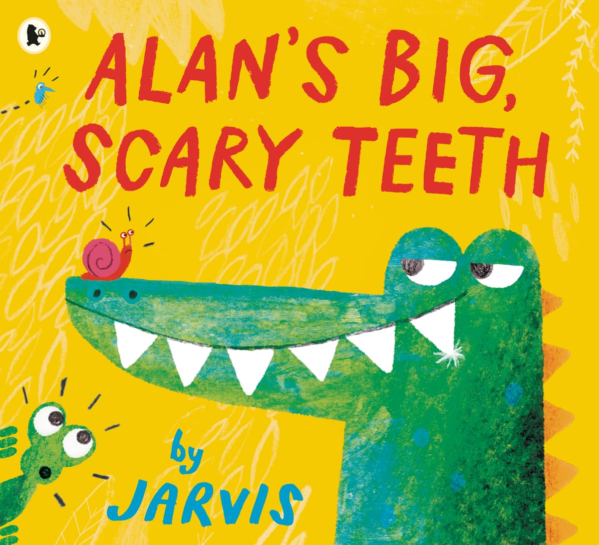 Book Cover White Teeth : Alan the crocodile s guide to perfect teeth children