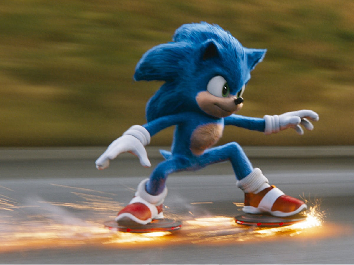 Sonic The Hedgehog Review Running To A Standstill Film The