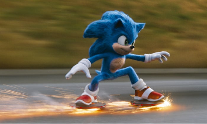 Sonic the Hedgehog review – running to a standstill | Film | The ...