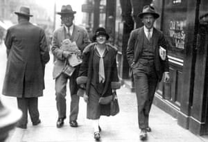 Ellen Wilkinson, elected Labour MP for Middlesbrough East in 1924.