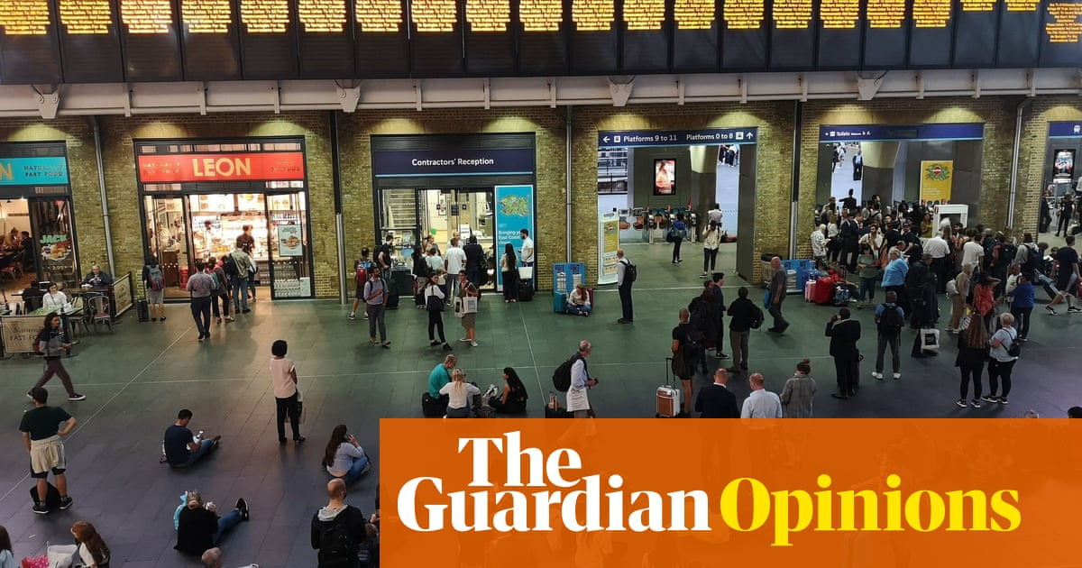 Britain's infrastructure is breaking down. And here's why no one's fixing it | Aditya Chakrabortty
