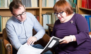 Drawn to stories about the dark, troubled, supernatural sides of life – Louise Welsh and Stuart MacRae, writer and composer of The Devil Inside.