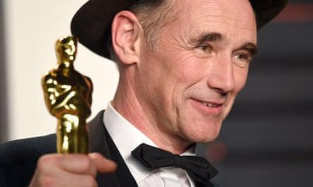 The next Alan Rickman? Oscar winner Mark Rylance.