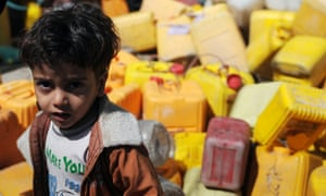 Ongoing Water Shortage In Sana'a