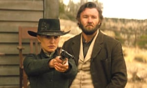 A still from Jane Got a Gun