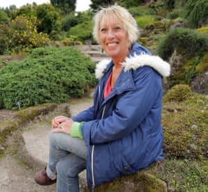 TV presenter Carol Klein
