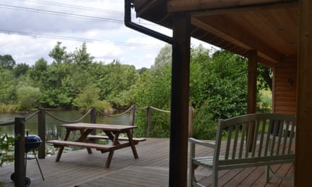 CoolStays Water Lily lodge