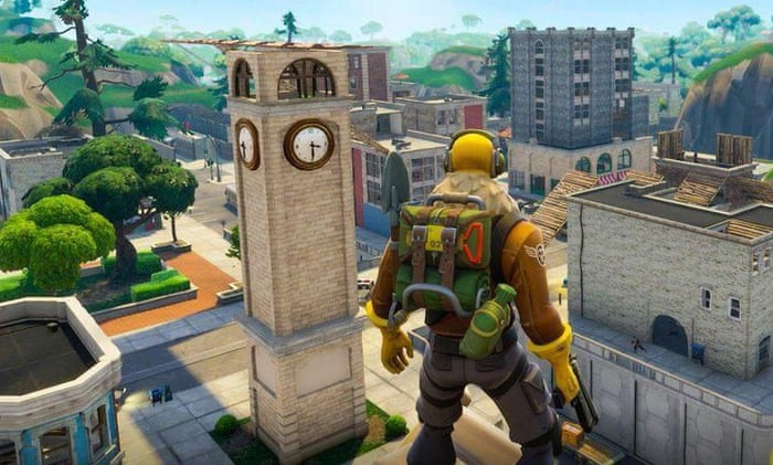 fortnite fever now players can get a university scholarship or filthy rich - fortnite on jumbotron