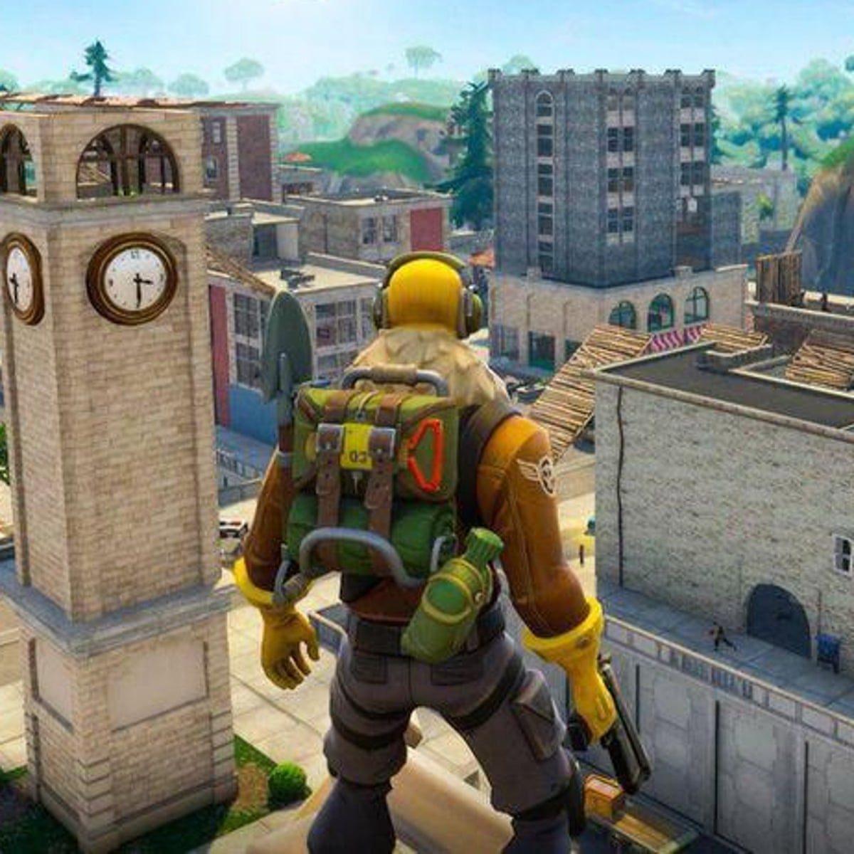 How To Survive In Fortnite If You Re Old And Slow Games The Guardian
