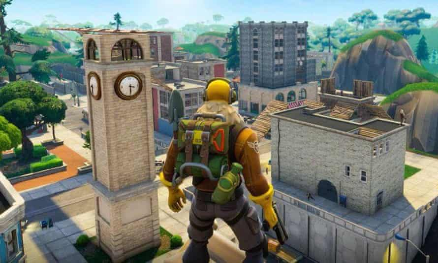 How To Drop Items In Fortnite Battle Royale Pc How To Survive In Fortnite If You Re Old And Slow Games The Guardian