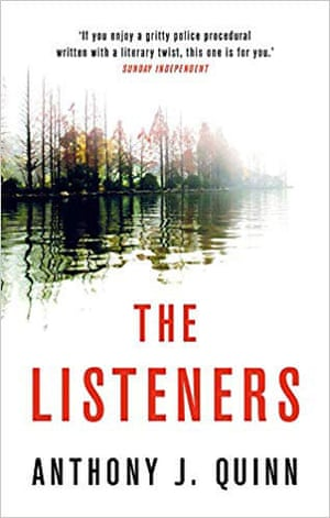Anthony J Quinn's The Listeners