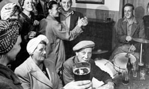 A pub in the 1930s … do drinkers still want the same things?