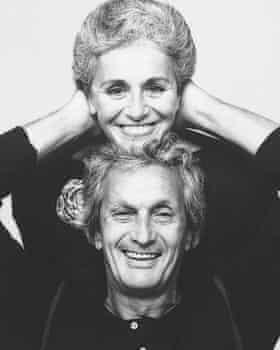 Ottavio and Rosita Missoni