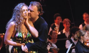 Musical passions: Bryn Terfel and Annette Dasch in Don Giovanni.