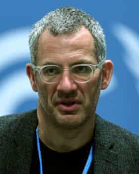Tim Crosland, the director of the environmental organization Plan B Earth.