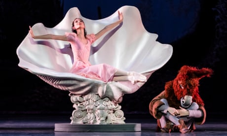 A Midsummer Night's Dream review – when Bottom met Christian Lacroix