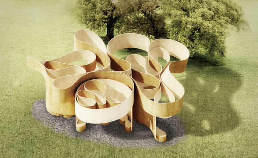 Barkow Leibinger's Serpentine summer house
