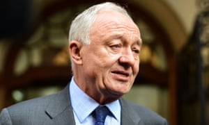 Ken Livingstone, a longtime supporter of Hugo Chávez and his successor Nicolás Maduro.