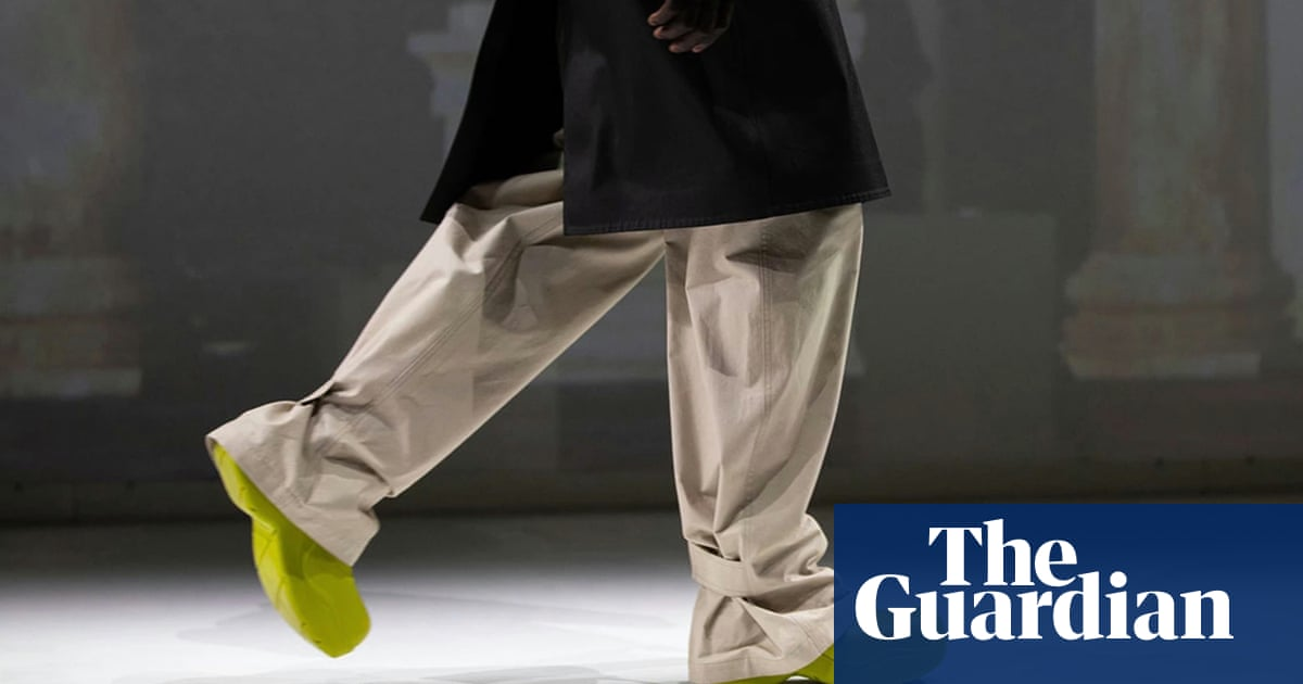 'Bad taste' welly becomes fashion's latest must-have