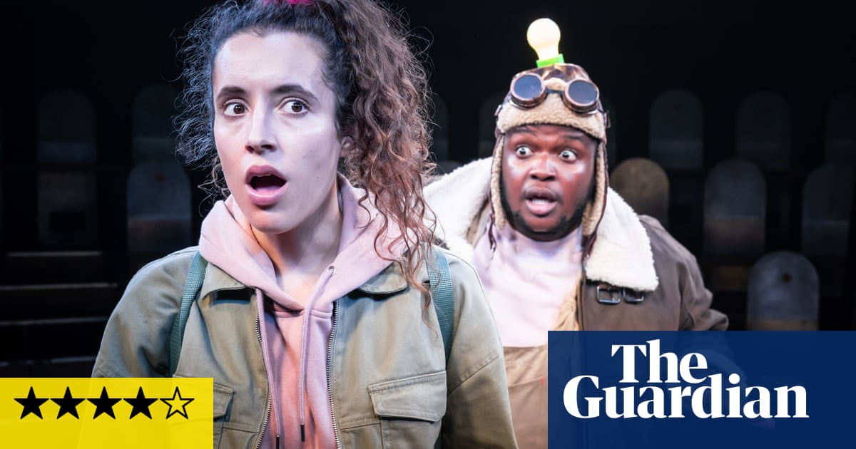 Really Big and Really Loud review – fizzy children's show with a wild twist