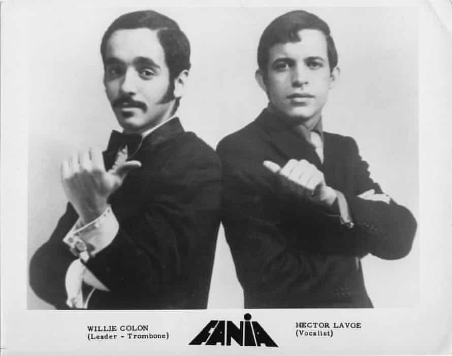 Willie Colón and Héctor Lavoe, 1969