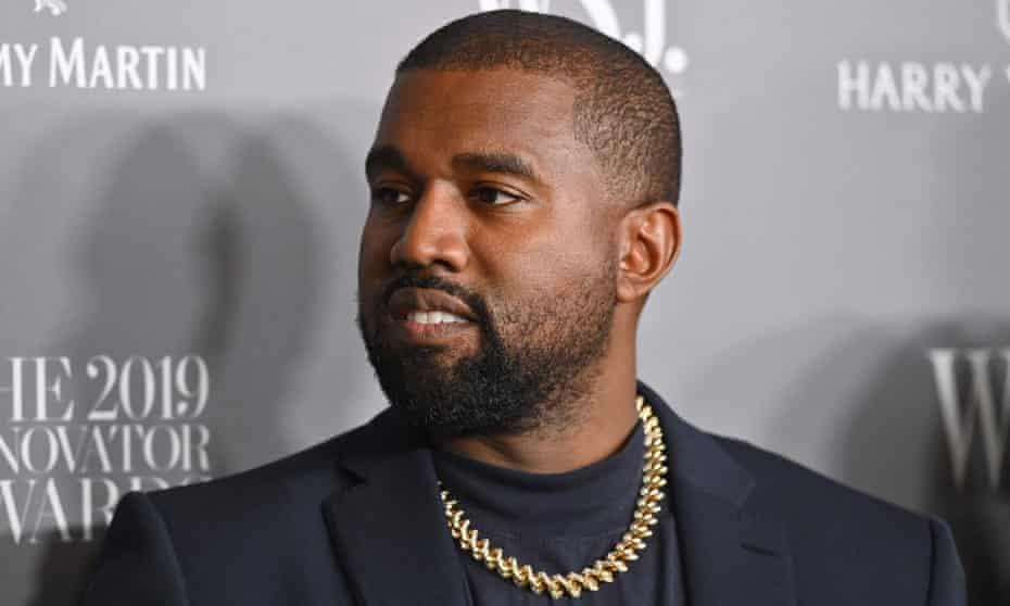 Kanye West in 2019.