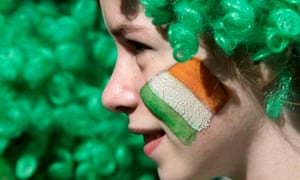 Young Irish boy