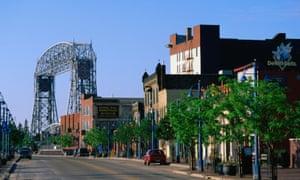 Donald Trump will visit Duluth, Minnesota Wednesday.