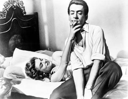 Melina Mercouri as Stella in 1955