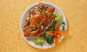 'It's going to be worth it': cracked velvet crabs.