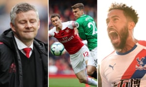 Ole Gunnar Solskjaer; Solly March; Andros Townsend