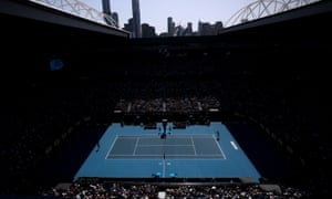 Australian Open 2020 Kyrgios V Sonego Plus Halep In Action