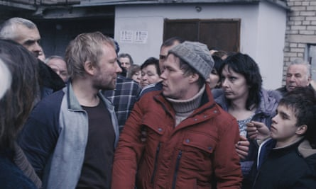 A still from Yury Bykov's most recent film, The Fool