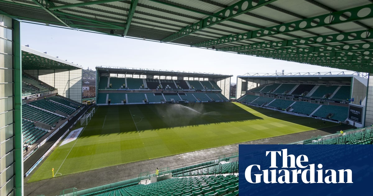 Fans' representative resigns from Hibernian board over 'relentless abuse'