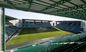 Supporter unrest has been growing inside and outside Easter Road with Hibernian struggling badly at the foot of the Scottish Premiership.
