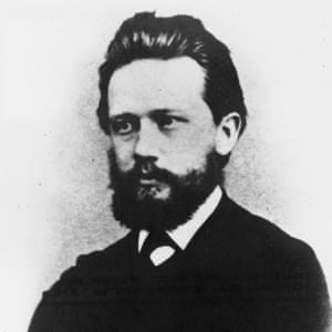 Plagued by self-doubt: Tchaikovsky, photographed as a young man
