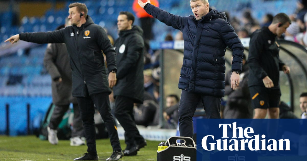 Grant McCann on a mission to unite Hull and prove the doubters wrong
