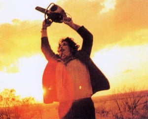 The Texas Chainsaw Massacre from 1972