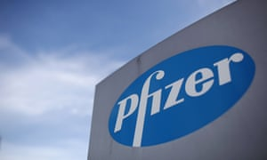 Pfizer sign in Kent