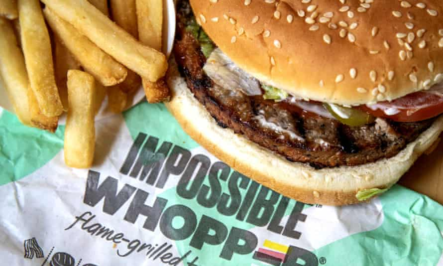 In this hopeful moment, it is easy to imagine a fast food future where all the 'meat' is plant-based.