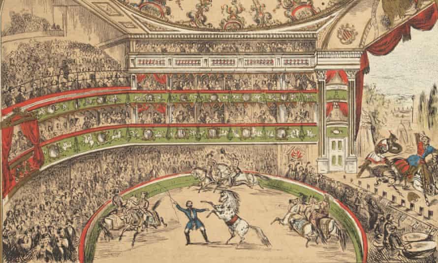 Astley's Royal Amphitheatre