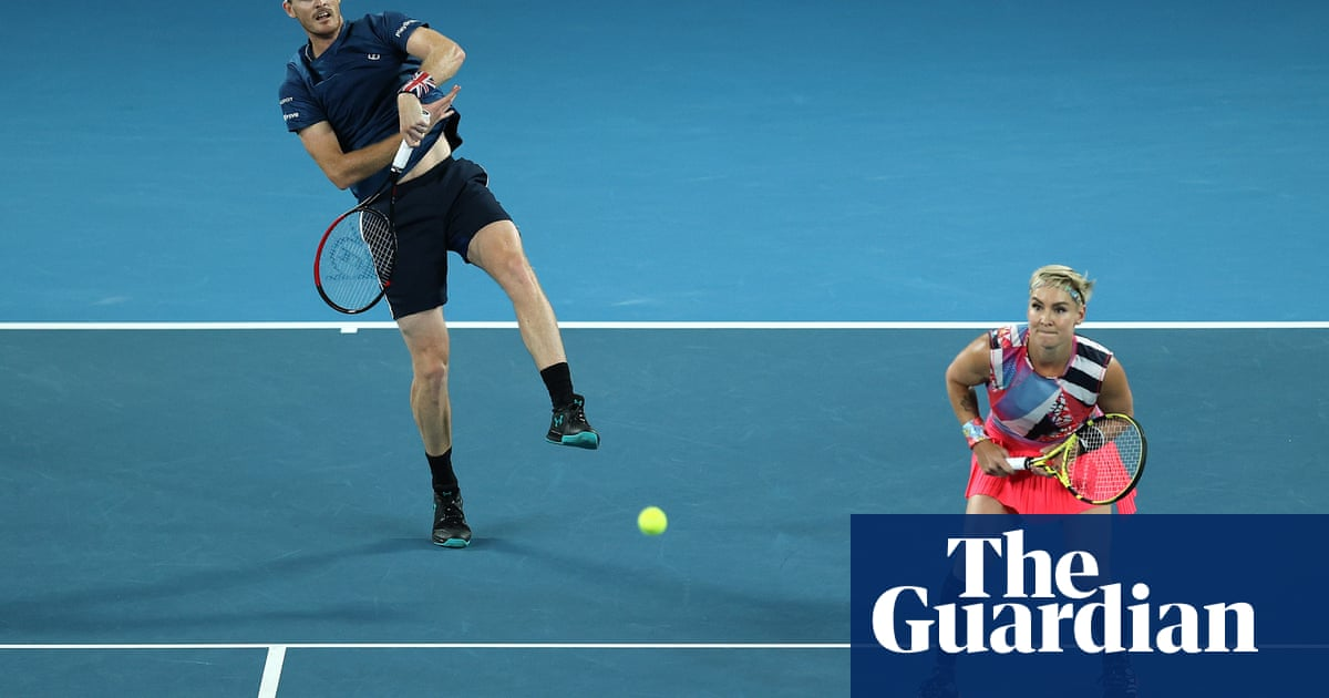 Jamie Murray one win away from breaking British Open era slam record