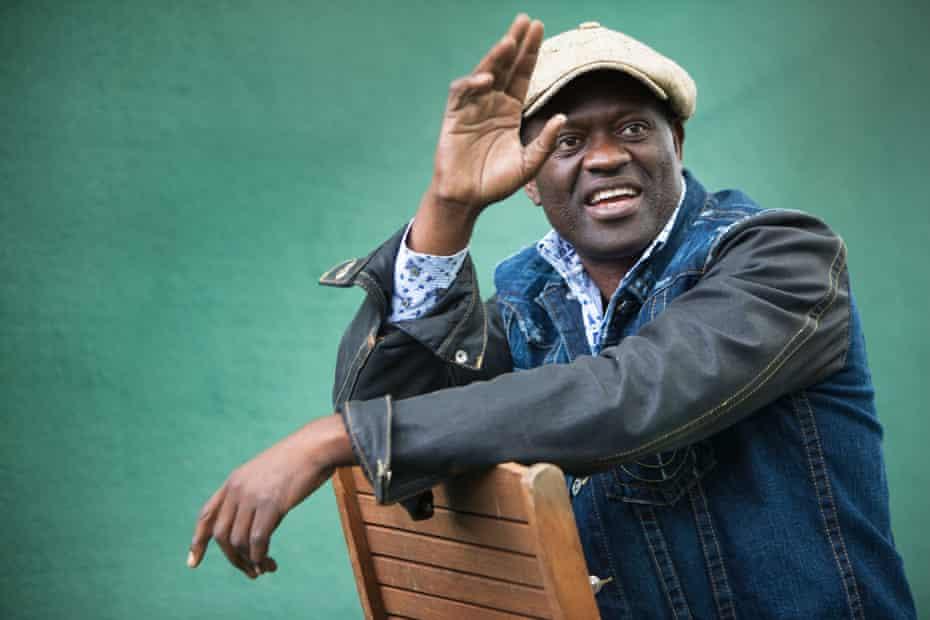 Spirit of resistance … Alain Mabanckou.