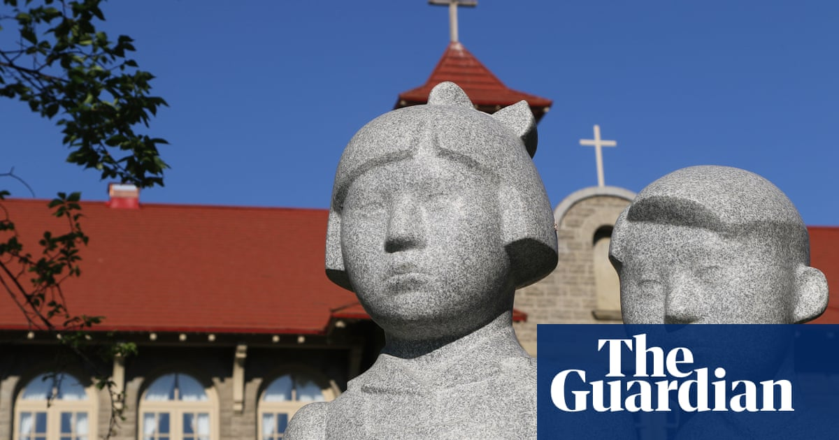 The toxic legacy of the British empire in Canada's residential schools