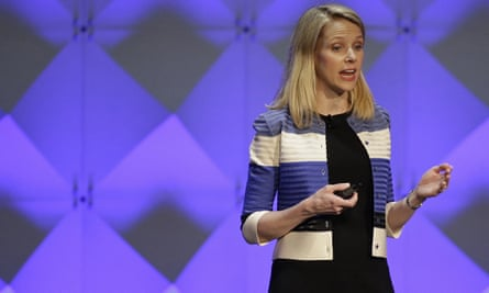 Marissa Mayer's plan was initially to expand Yahoo's content business.