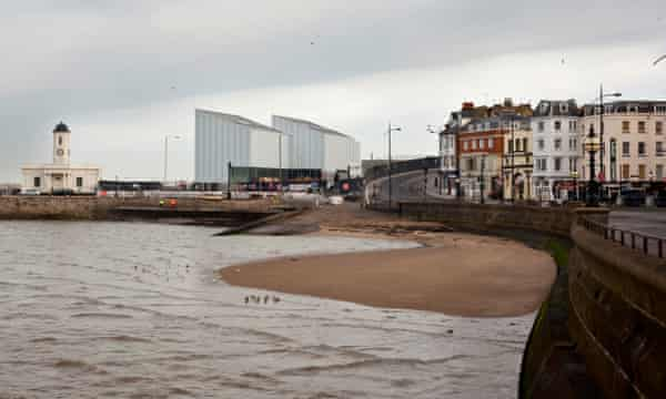The Turner Contemporary gallery in Margate.