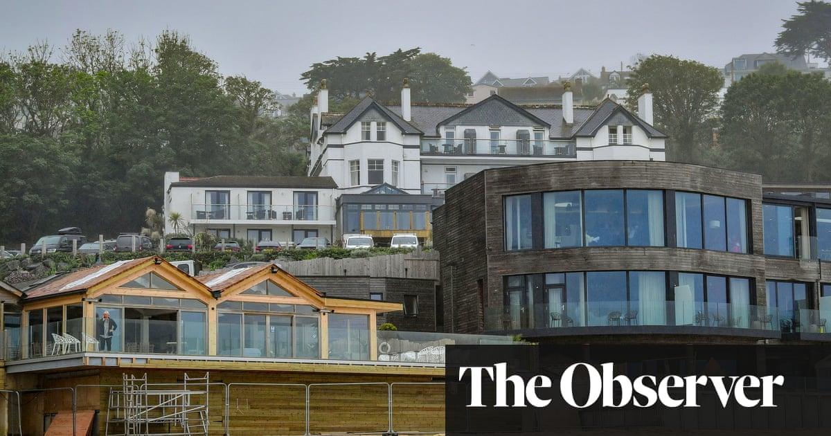 Homeless lose beds as G7 takes over Cornwall hotels, says charity