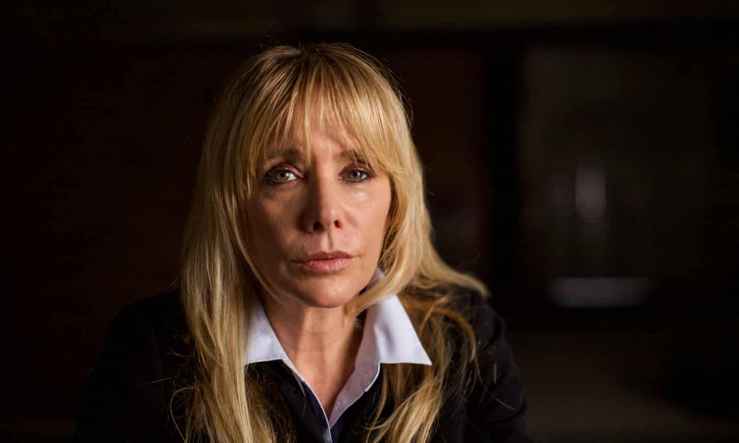 Rosanna Arquette: 'They said I was a pain in the ass. It's not true'