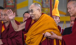 Tibetan spiritual leader the Dalai Lama is to spend a few days in hospital in New Delhi.